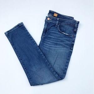 Anthropologie Pilcro Serif Jeans Skinny Size 33